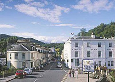 Dunkeld Bridge Street